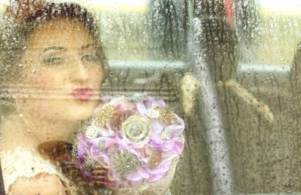 Handling Bad Weather on Your Wedding Day