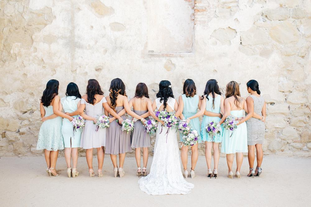 5 Tips Toward Finding the Perfect Bridesmaid Dresses for Your Wedding