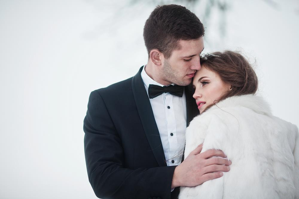 Seven Winter Wedding Trends
