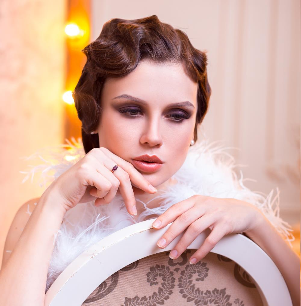 A Great Gatsby Inspired Wedding