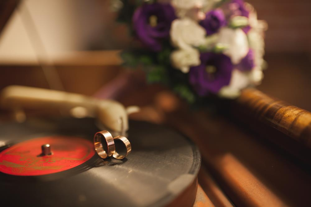 The Perfect Playlist for Your Fall Wedding