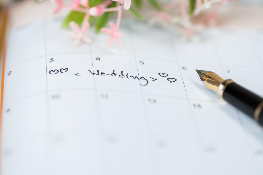 Your Wedding Planning Must-Do's: The Month-by-Month Guide