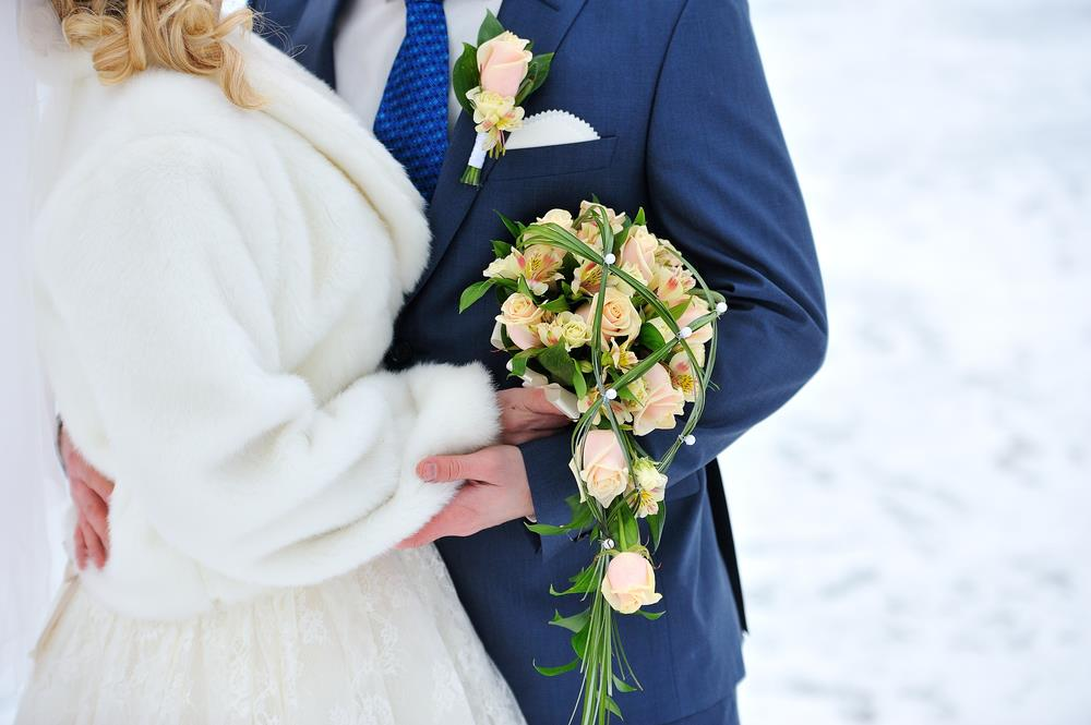 5 Reasons to Warm Up to a Winter Wedding in NJ