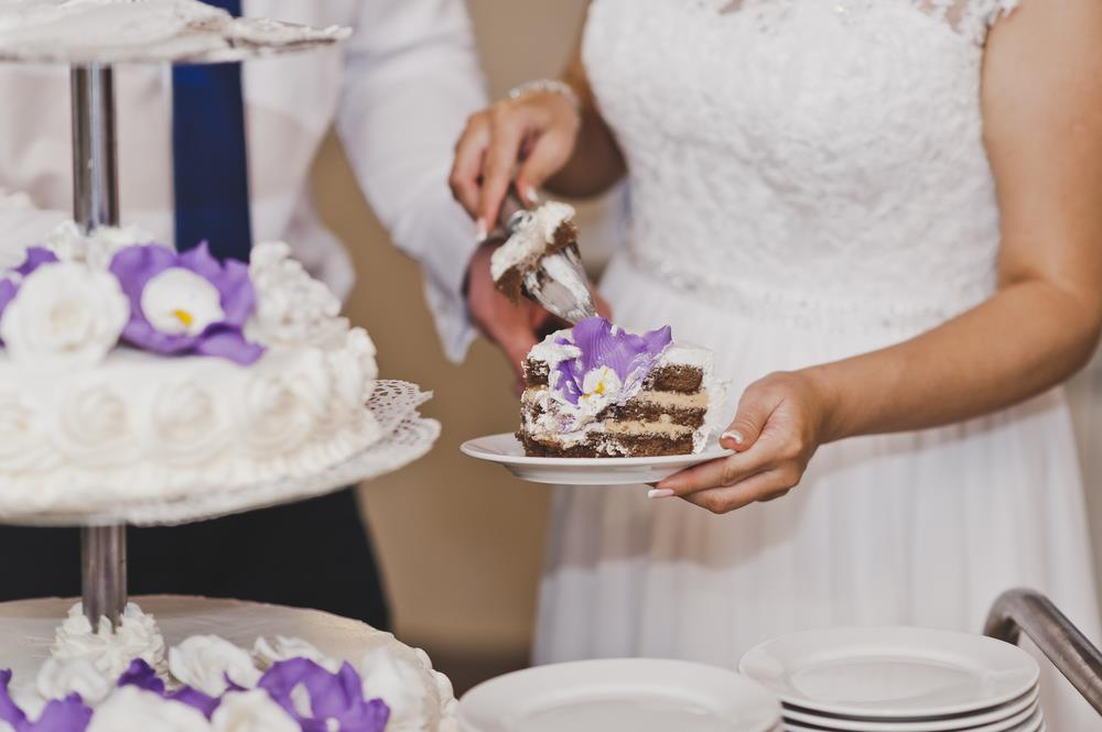 3 Wedding Cake Tasting Tips