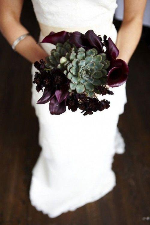 Halloween bouquet ideas