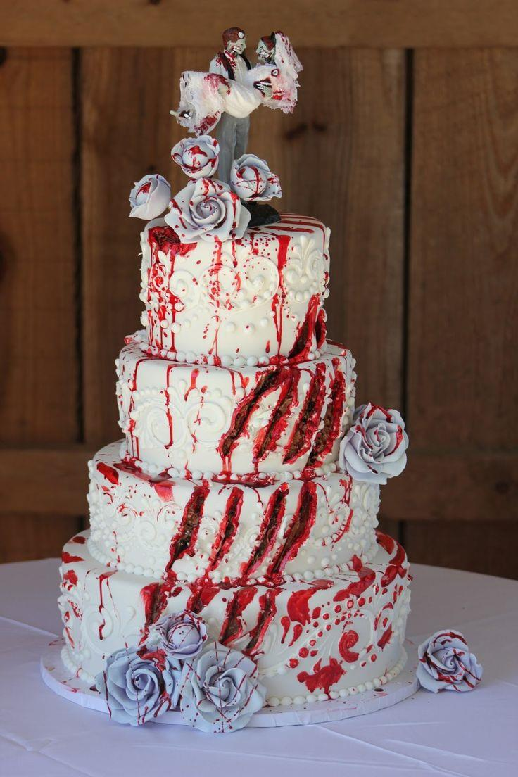 5 tips for putting the hocus pocus in your halloween wedding il halloween wedding zombie cake junglespirit Image collections