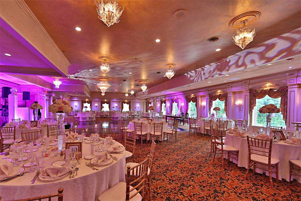 Wedding reception venue in Northern NJ - il Tulipano Grand Ballroom